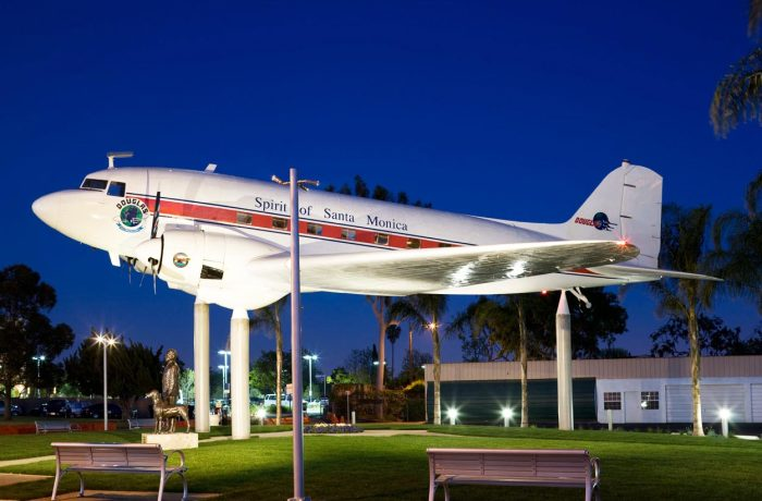 Spirit of Santa Monica DC-3