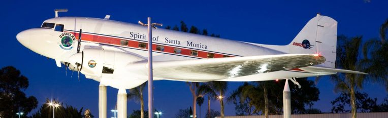 Spirit of Santa Monica DC-3