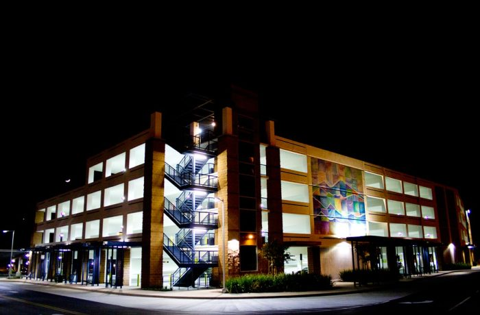 Foothill Transit Center PS