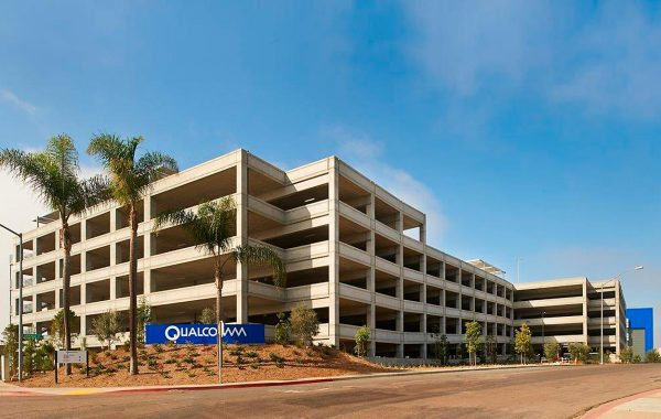 Qualcomm Parking Structure