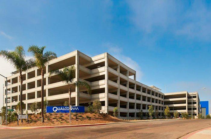 Qualcomm Parking Structure