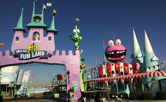 Universal Super Silly Fun Land 1