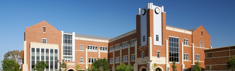 Loyola High School Hannon Science Hall